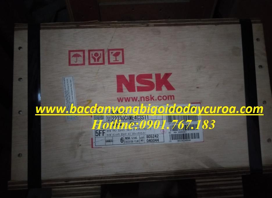 VÒNG BI - BẠC ĐẠN - 22330CAME4S11 - NSK