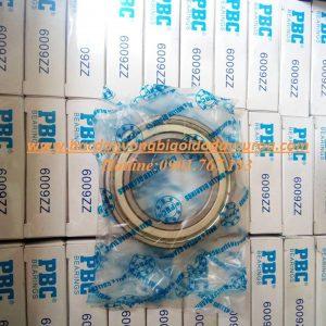 VÒNG BI - BẠC ĐẠN - 6009ZZ PBC